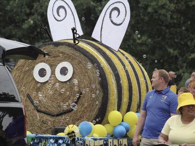 2021 Spud Fest Parade