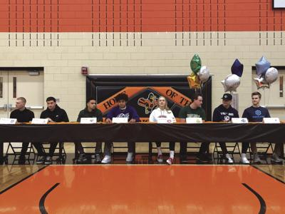 Orioles sign on National Signing Day