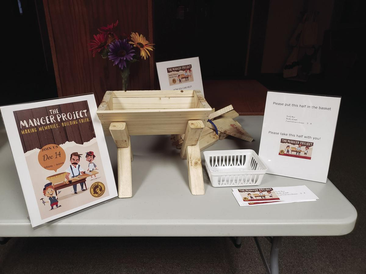 Manger Project to benefit local families with babies