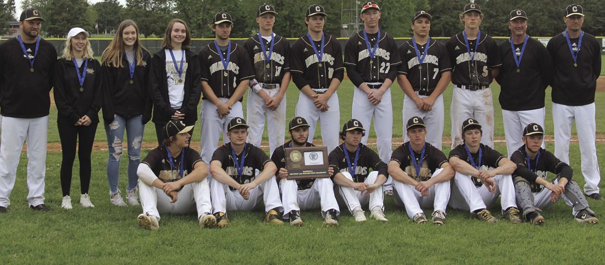 2019 Caledonia Baseball Team