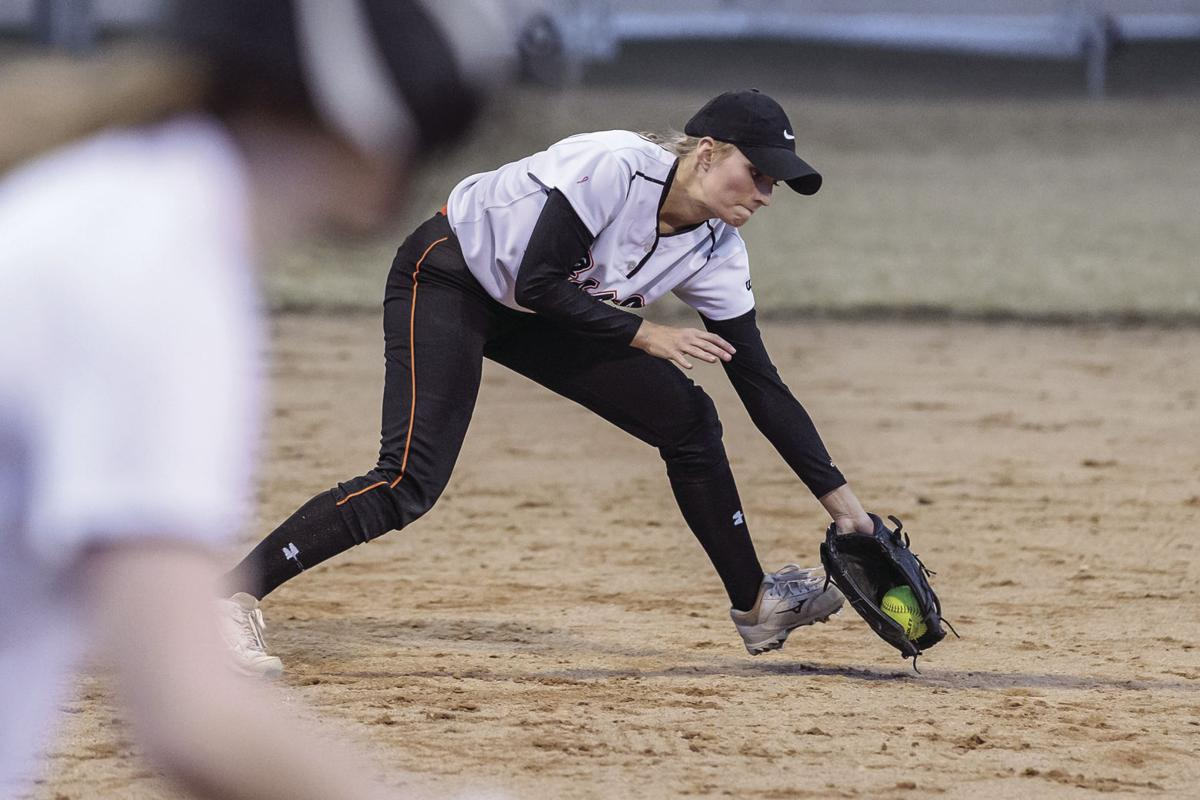 Young Osseo softball team seeks consistency