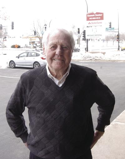 Insurance agent has been in Burnsville since day JFK was shot