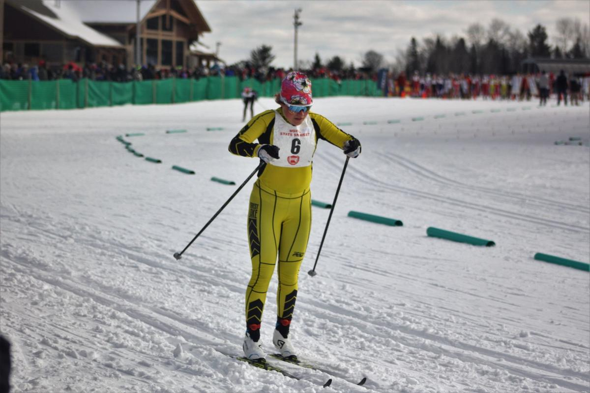 Nordic teams reach state podiums