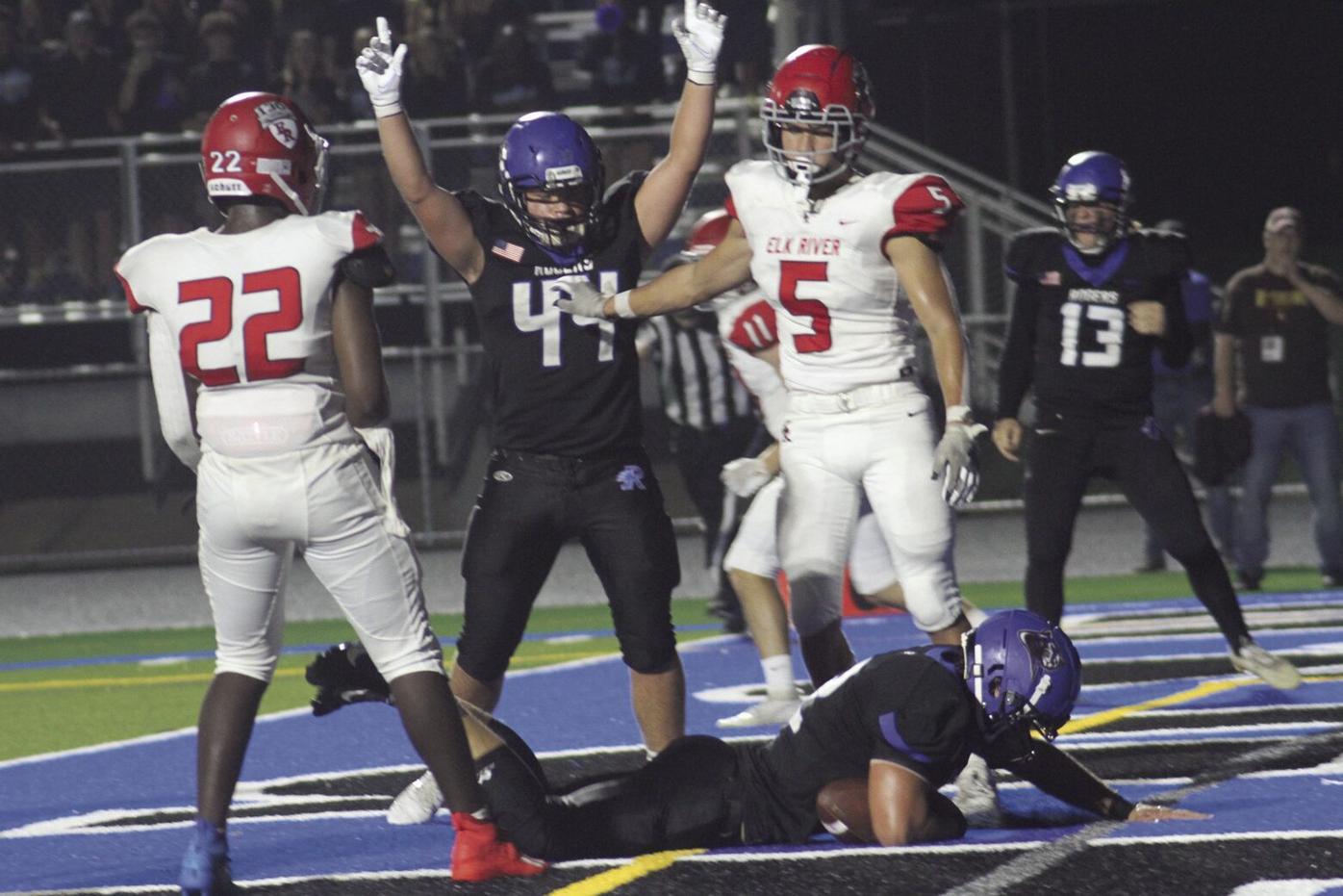 Rogers stifles Elk River on homecoming