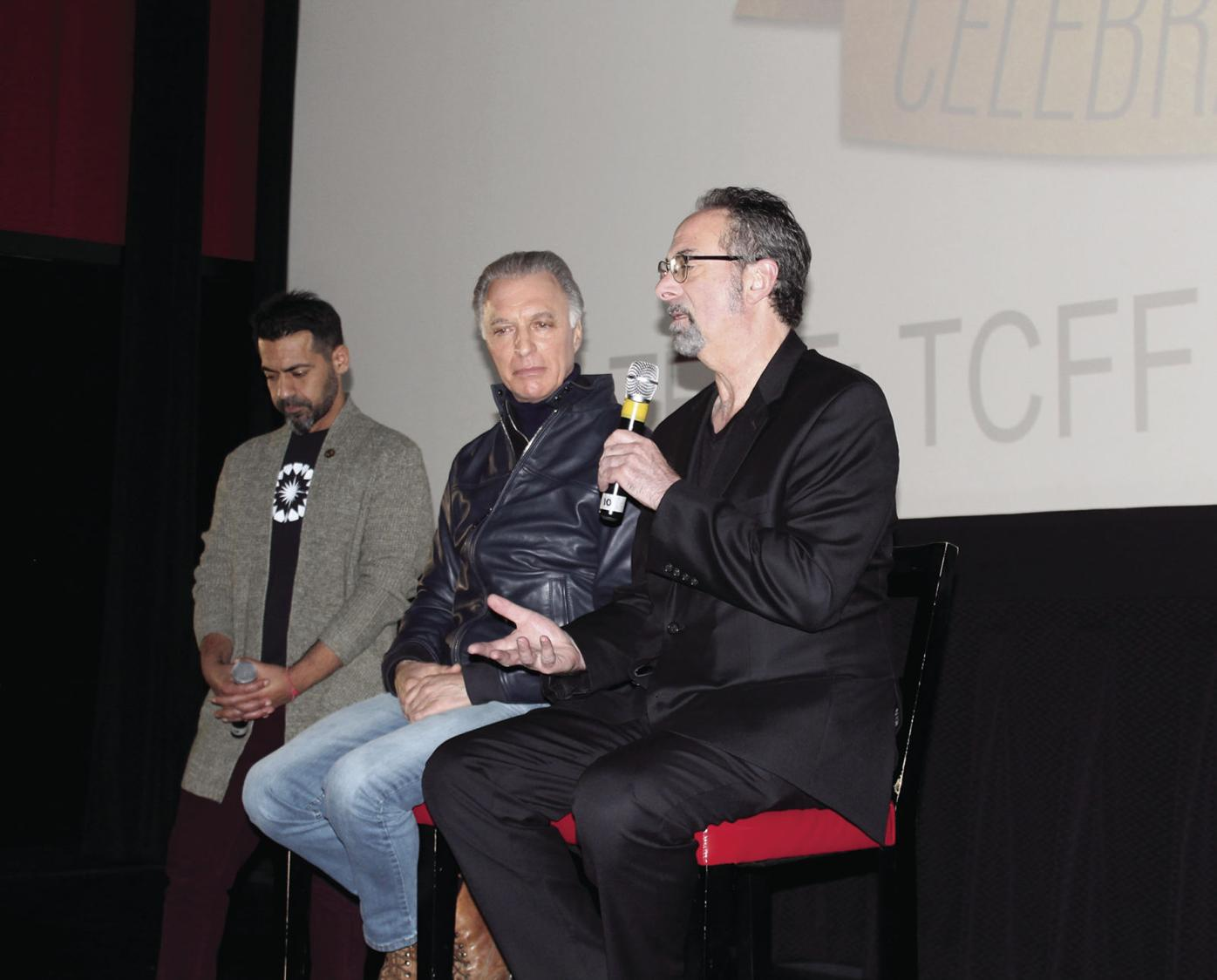 Writer and director of 'Purple Rain' celebrates film's 35th anniversary with Bobby Z. at St. Louis Park screening - 9