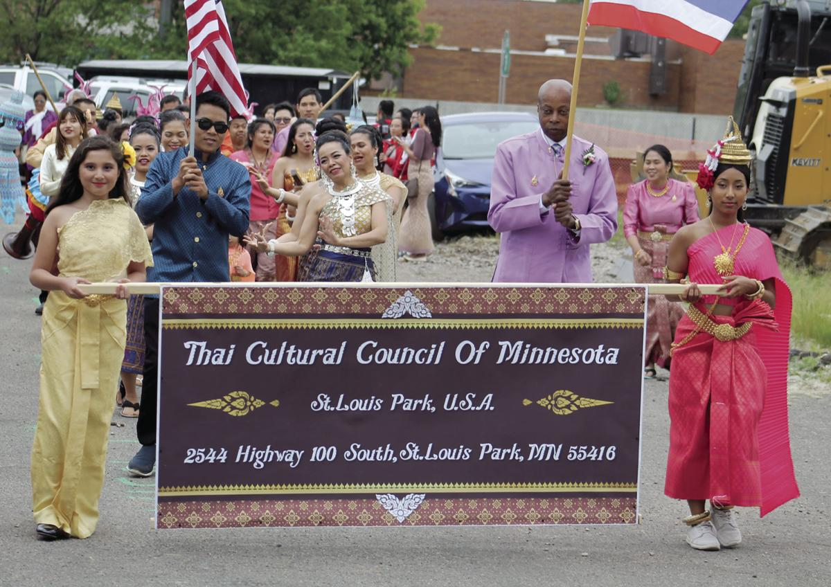 Thai Cultural Council of Minnesota launches with parade, dances and traditions at St. Louis Park temple - 1