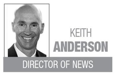 Keith Anderson column logo MT