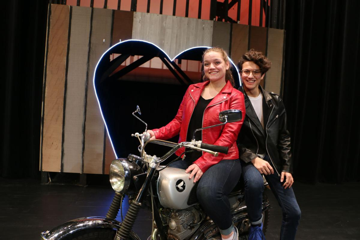 Young love in All Shook Up jukebox musical