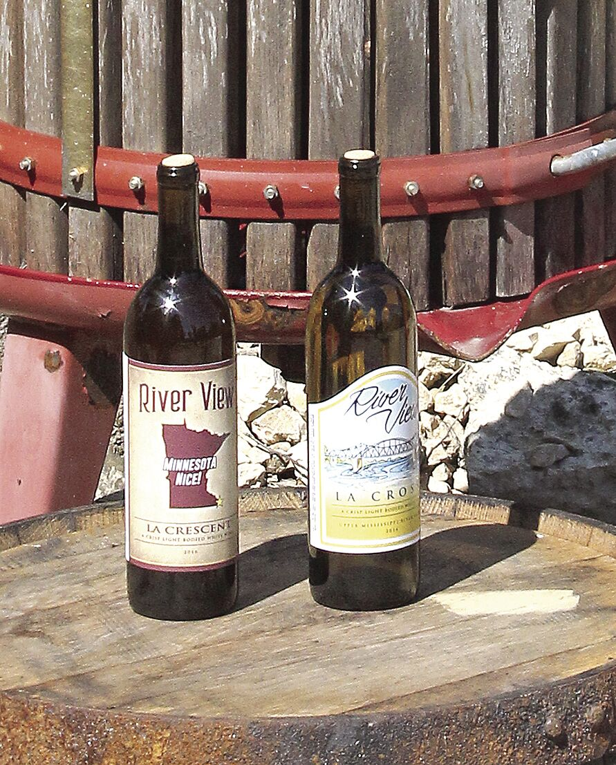 River View wines