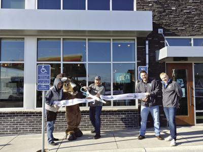 New Maple Grove Caribou opens