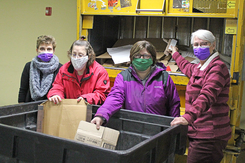 MPCA grant takes recycling to a new level for EEI