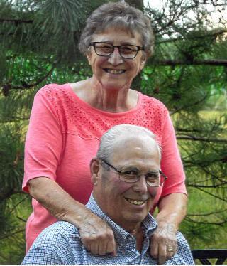 Duane and Rosie Harren