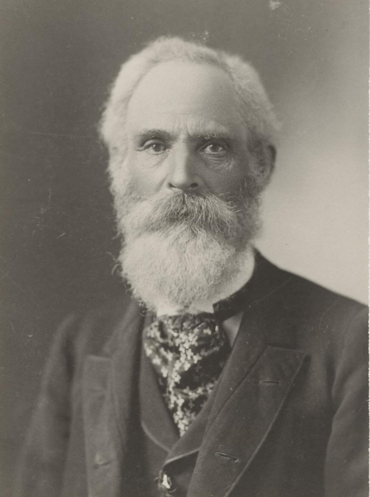 B.C. Yancey (used with special permission)