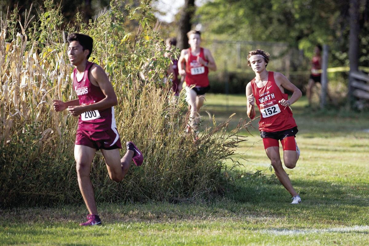 Cross country: Eastview, South, Farmington teams win at Dakota County Invite