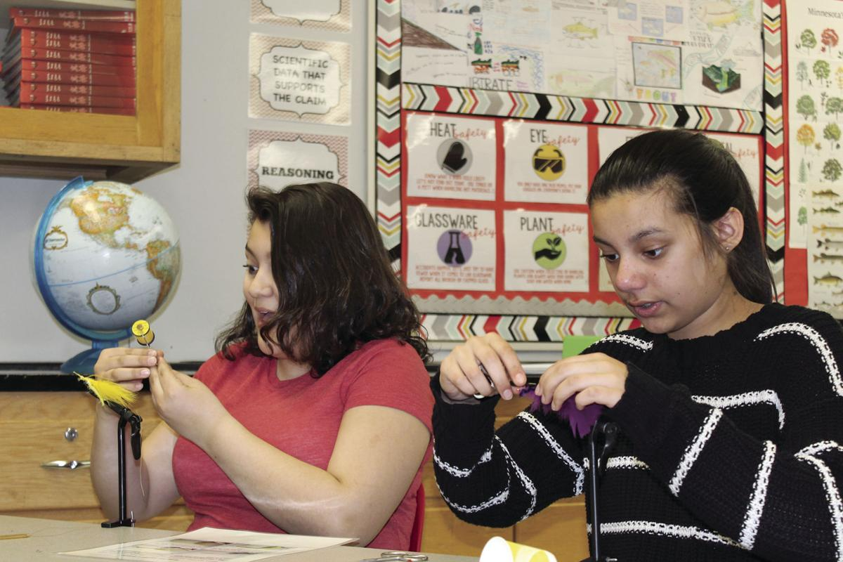 Trout project at Benilde-St. Margaret's in St. Louis Park helps hook students on science - 1