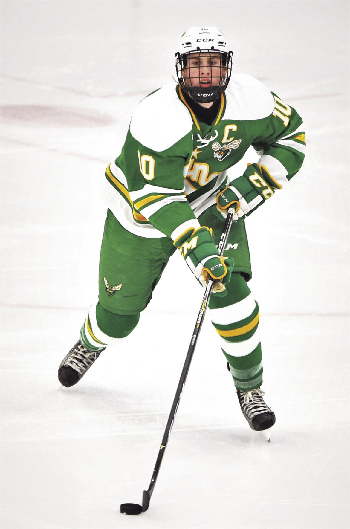 MN H.S.: Two Edina Hockey Stars Are First Team All-State