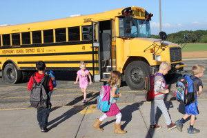 St. Francis school buses (copy)