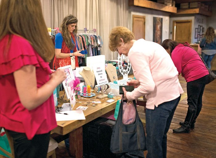 Pink Event works to support local businesses, raise awareness for breast cancer