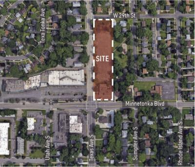 Apartments, townhouses proposed in St. Louis Park's Texa-Tonka area - 1