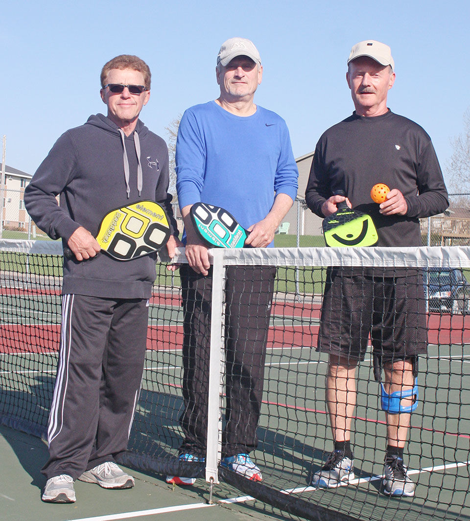 Pickleball in Sauk Centre brings friends together