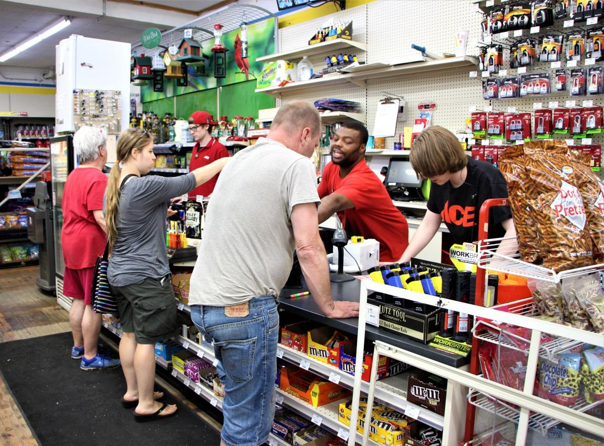New owner, new look, same Robbinsdale Ace Hardware   Crystal
