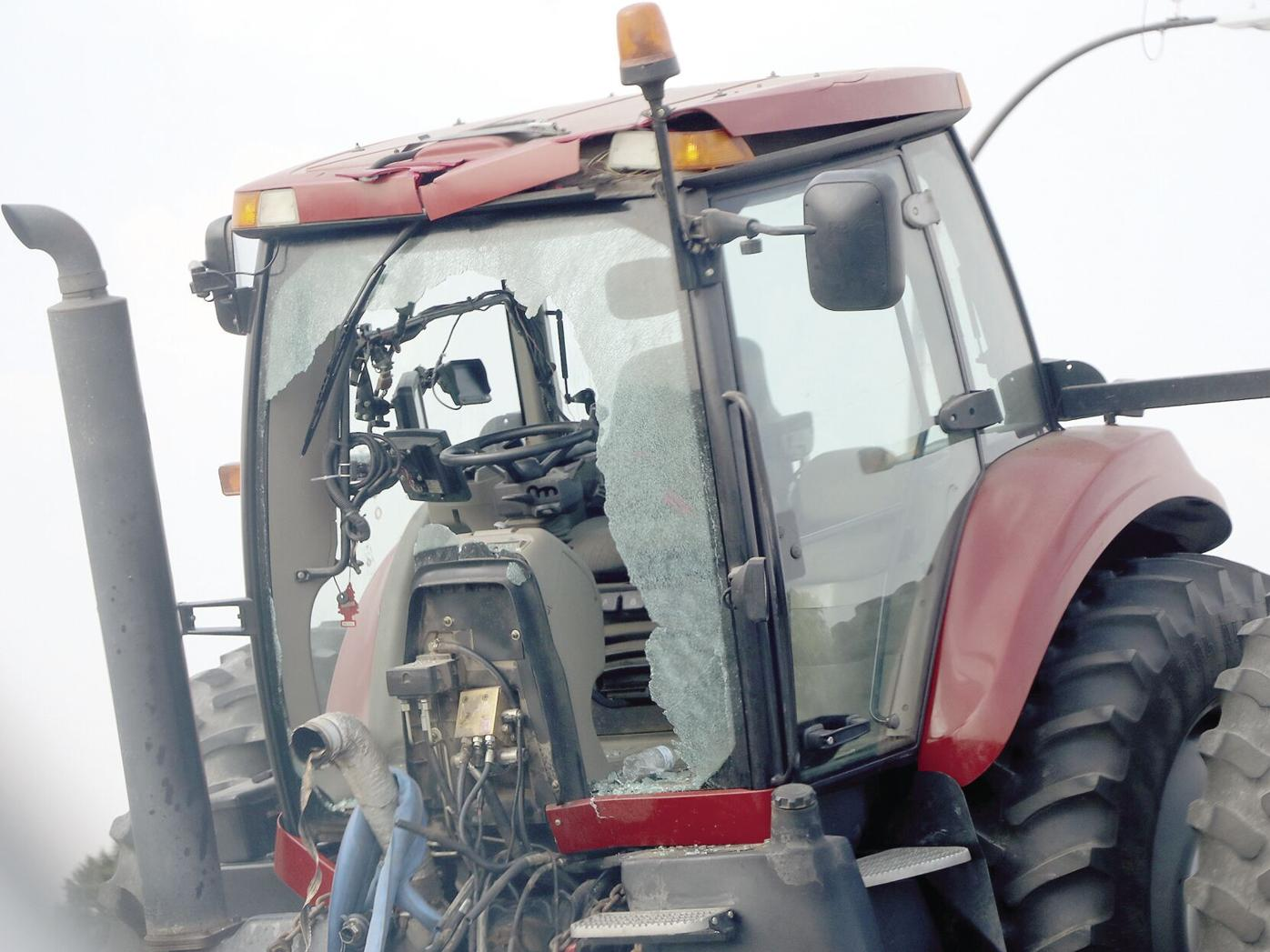 crash tractor mt