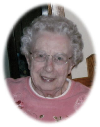 Alvina Dierkhising, 104