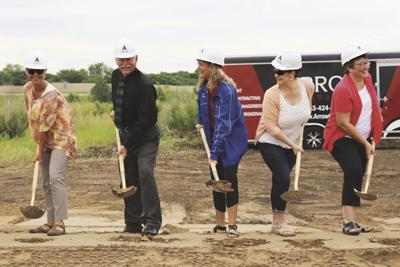 Edina Realty breaks ground in Otsego
