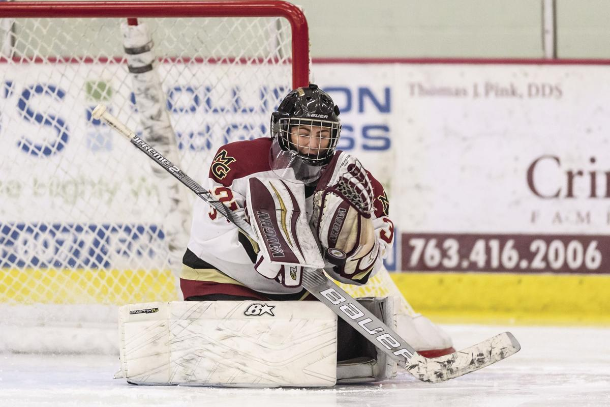 Talented Crimson girls' hockey team looks for another successful season