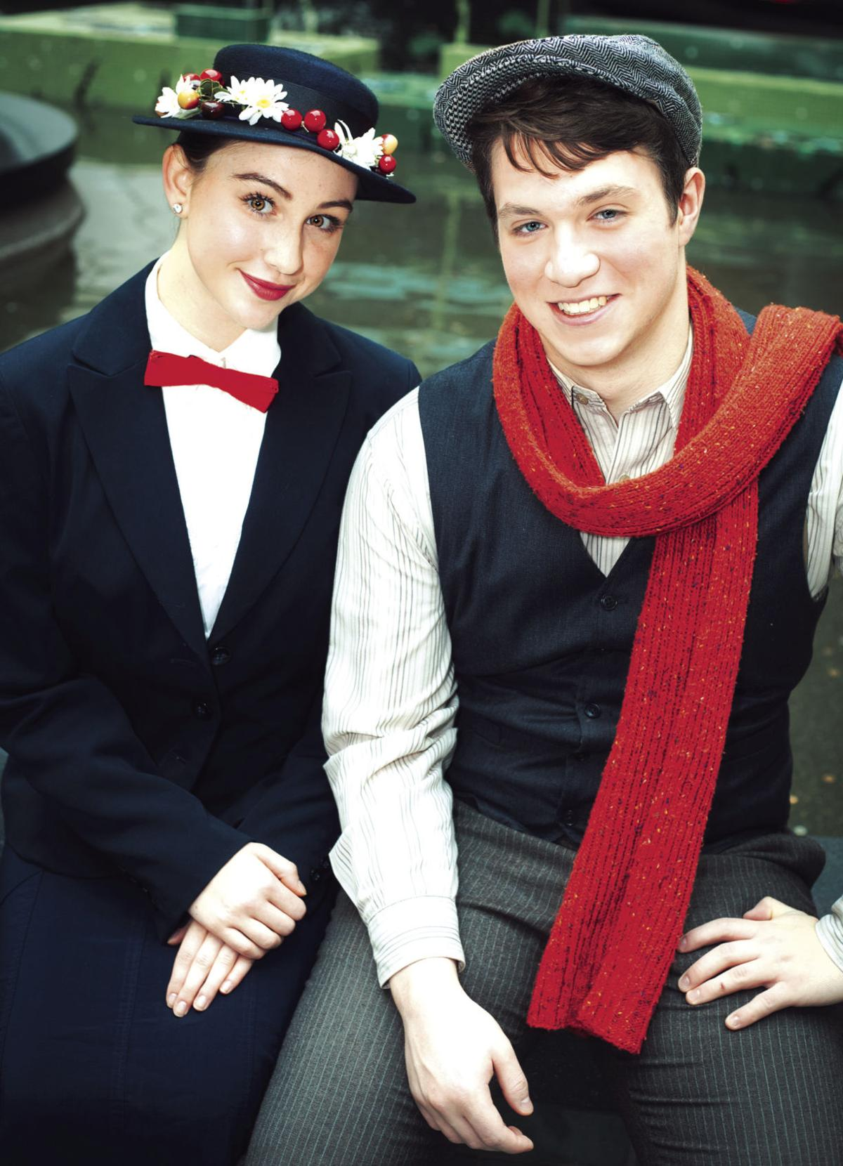 'Mary Poppins Jr.' flies onto stage with area residents