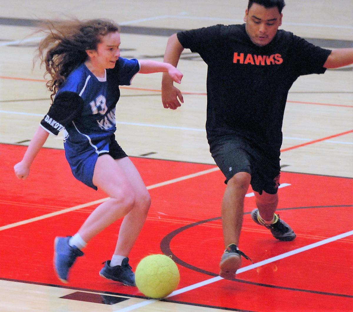 Dominant Dakota United wins adapted soccer tourney