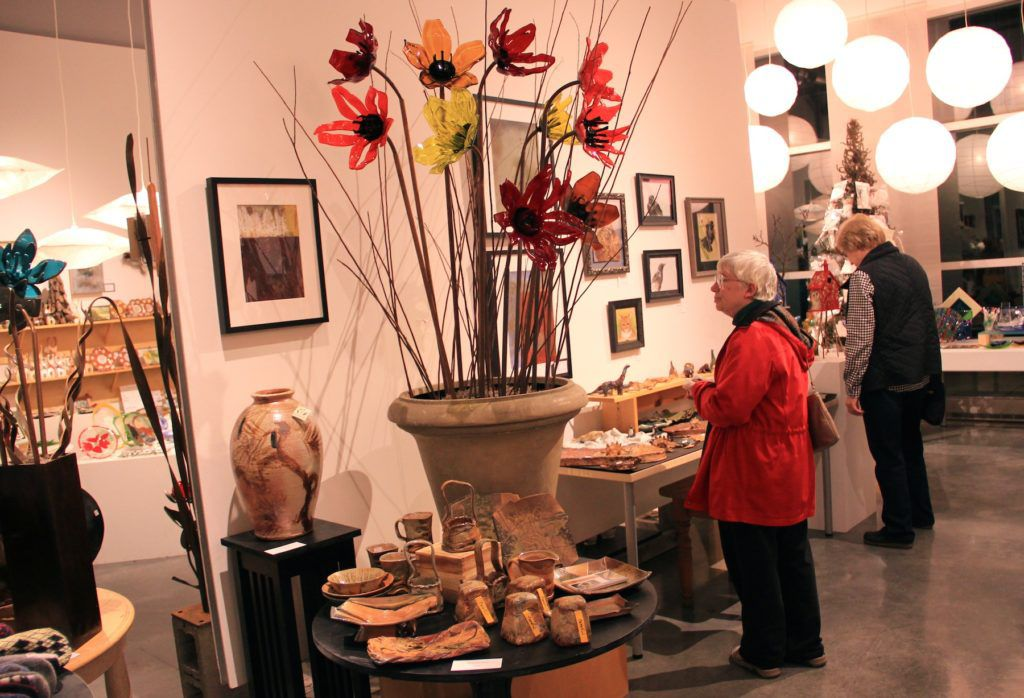 Arts of the Holidays Show and Sale now open at Minnetonka Center for the Arts
