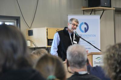 Climate Conversation series opens at Gale Woods Farm