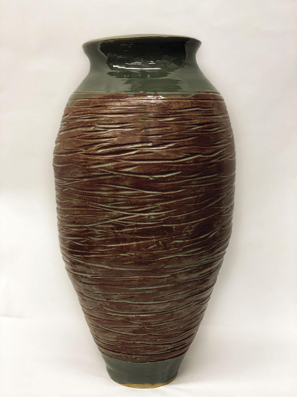Two Osseo Senior High students selected for ceramics exhibition