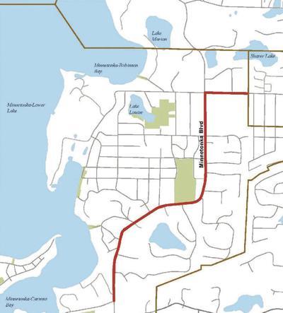 Minnetonka Boulevard street project in Deephaven to begin July 22