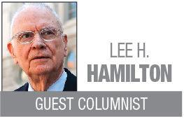 Lee Hamilton Column Logo MT