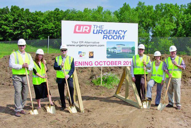 The Urgency Room construction begins in Eagan | Sun This Week ...