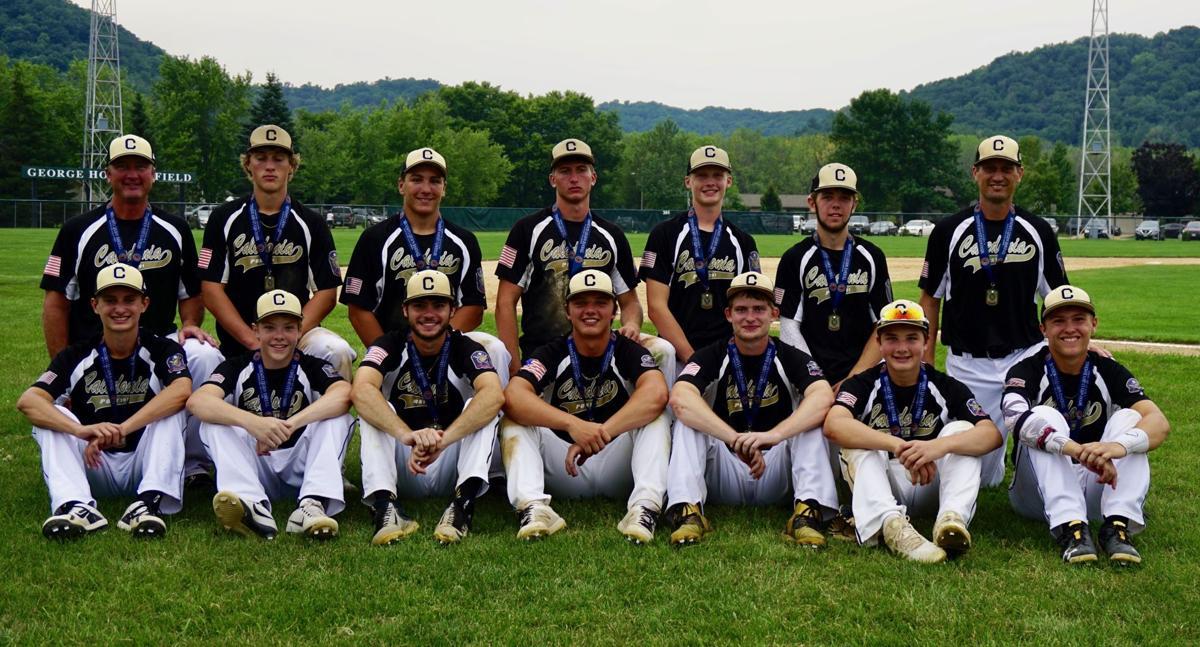 2019 Legion Post 191 baseball team