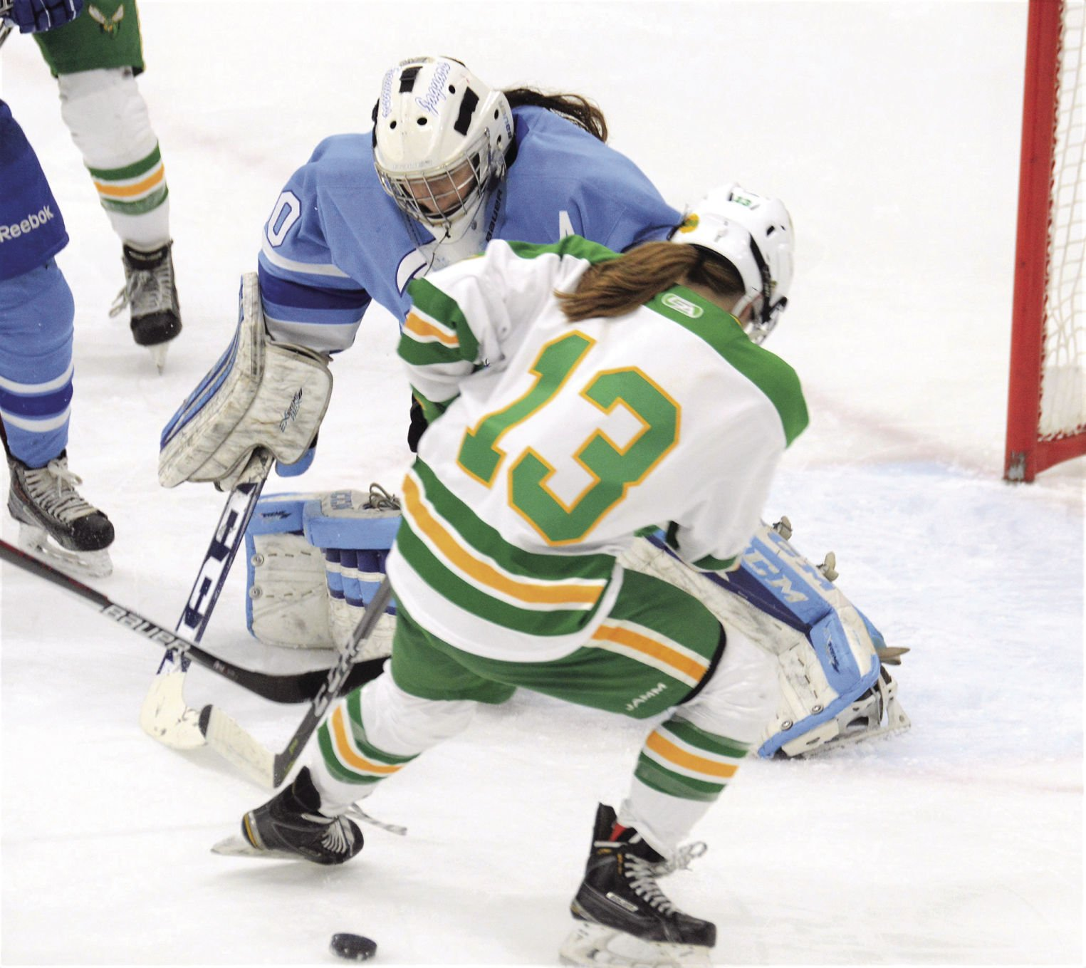 MN H.S.: Future Is Bright For Jaguar Girls' Hockey In '18-19
