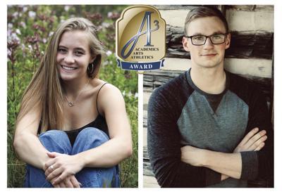 Maple Grove students earn 'Triple A Award'