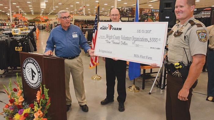 Mills Fleet Farm Now Open In Monti Where Community Leaders Expect It To Be A Boon Business Hometownsource Com
