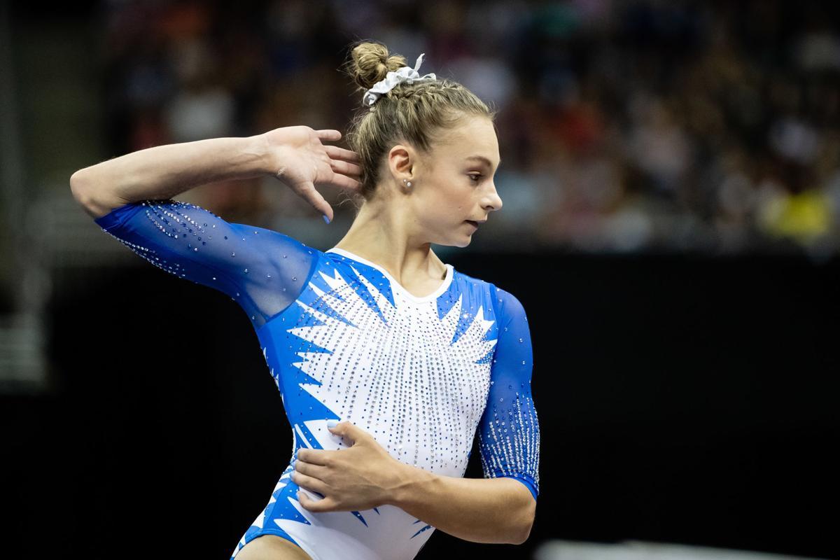Isanti's McCallum rises to elite gymnast status | Sports ...