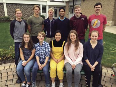 OHS boasts 12 National Merit Scholarship students | Orono
