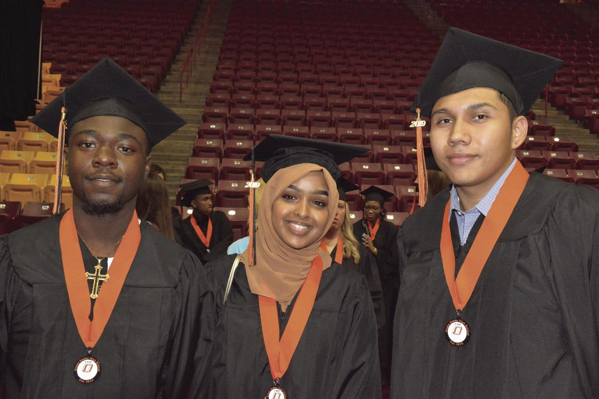Osseo High School 2019 Commencement