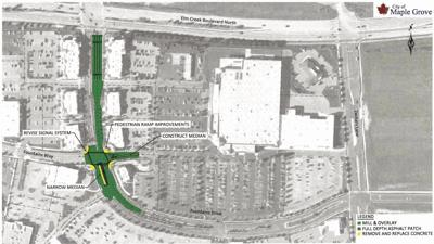 Maple Grove looks to improve Fountains intersection