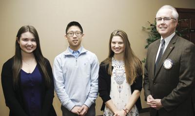 Eagan Rotary honors Eagan High School students | Eagan