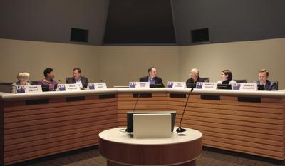 The candidates for Minnetonka City Council