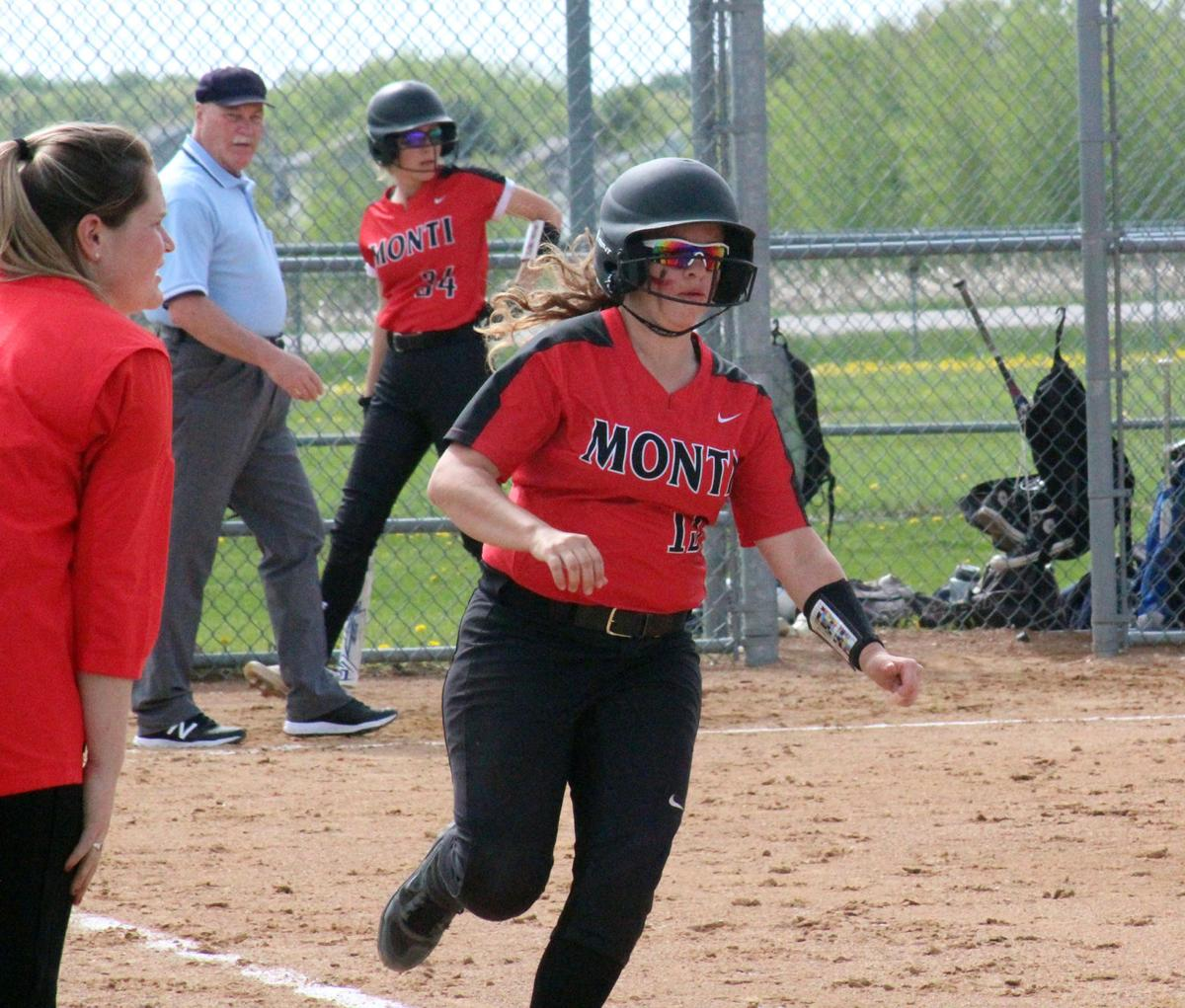 Monticello Section Playoff Tuesday