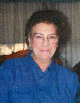 Bernadine Helen (Fischer) Simons