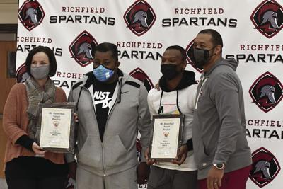 Richfield's Lamar Grayson honored as Mr. Basketball finalist